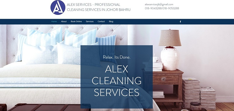 Best Cleaning Services JB | Alex Services