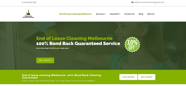 Best End of Lease Cleaning Melbourne | Melbourne Vacate Cleaning