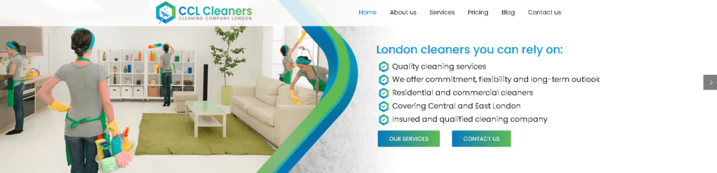 CCL Cleaner's Homepage