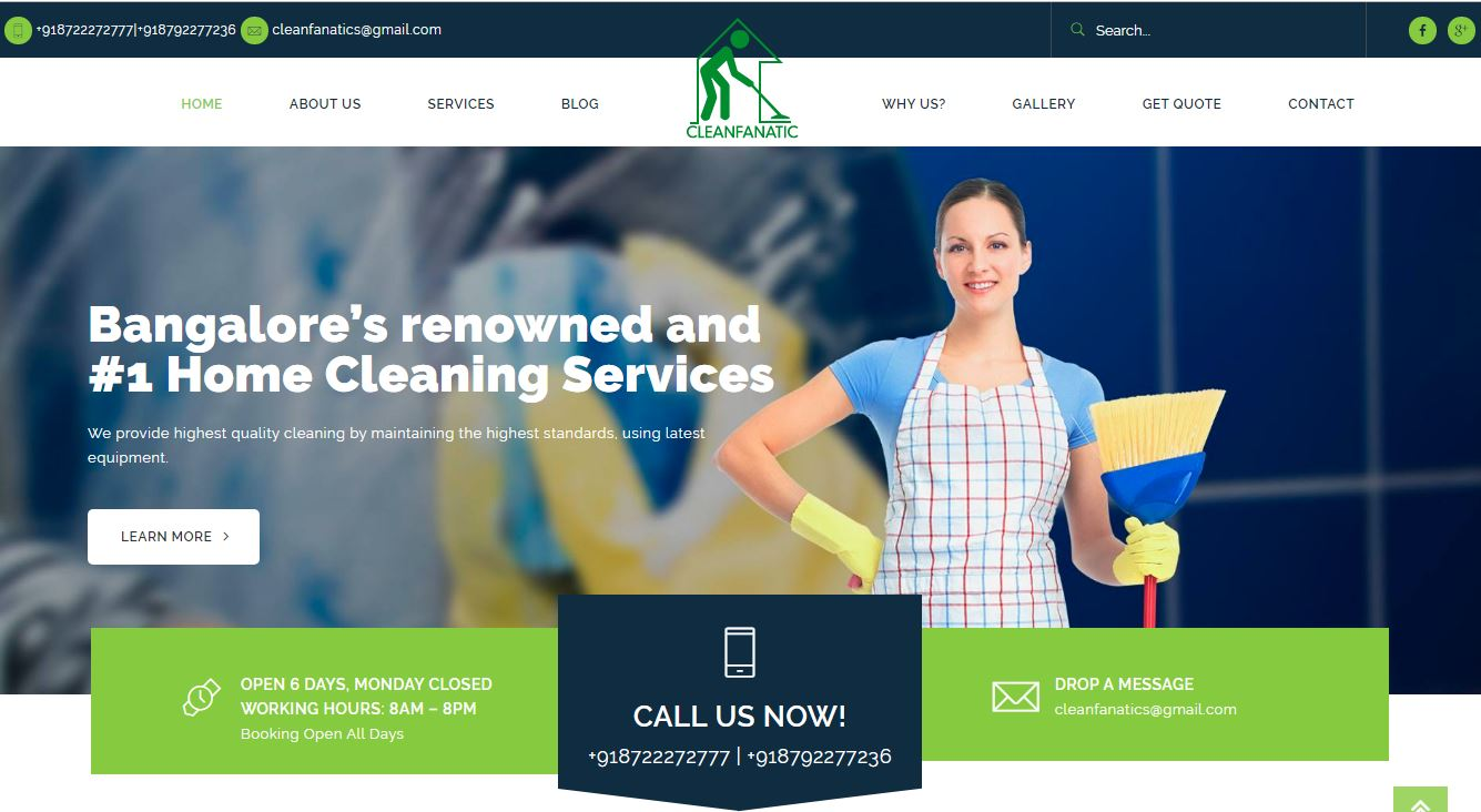 The 10 Best Cleaning Services In Bangalore 2019