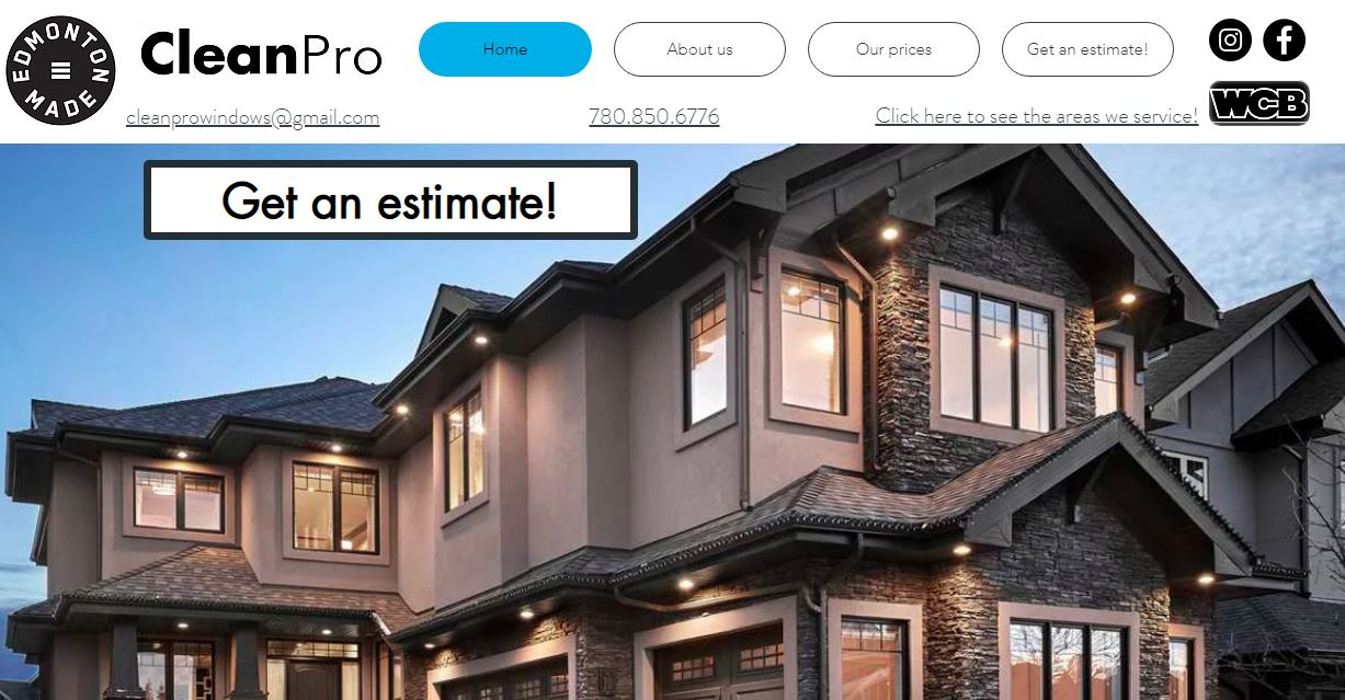 CleanPro Windows - Best Cleaning Services in Edmonton