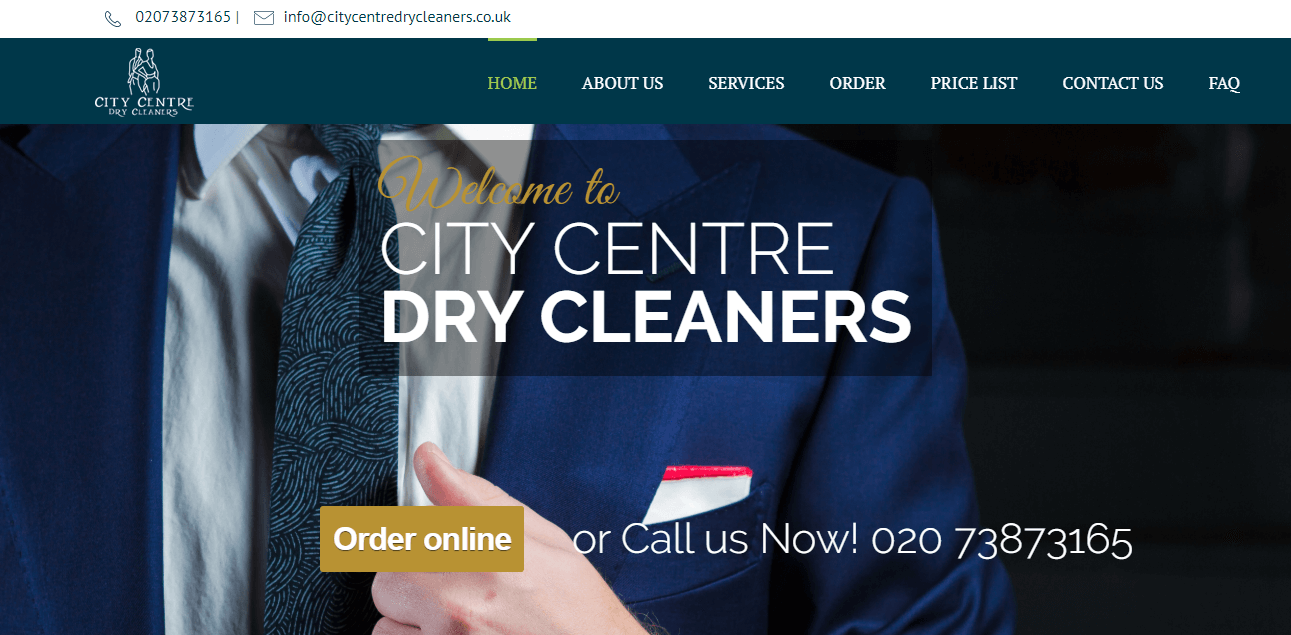 Dry Cleaner Mayfair | 3
