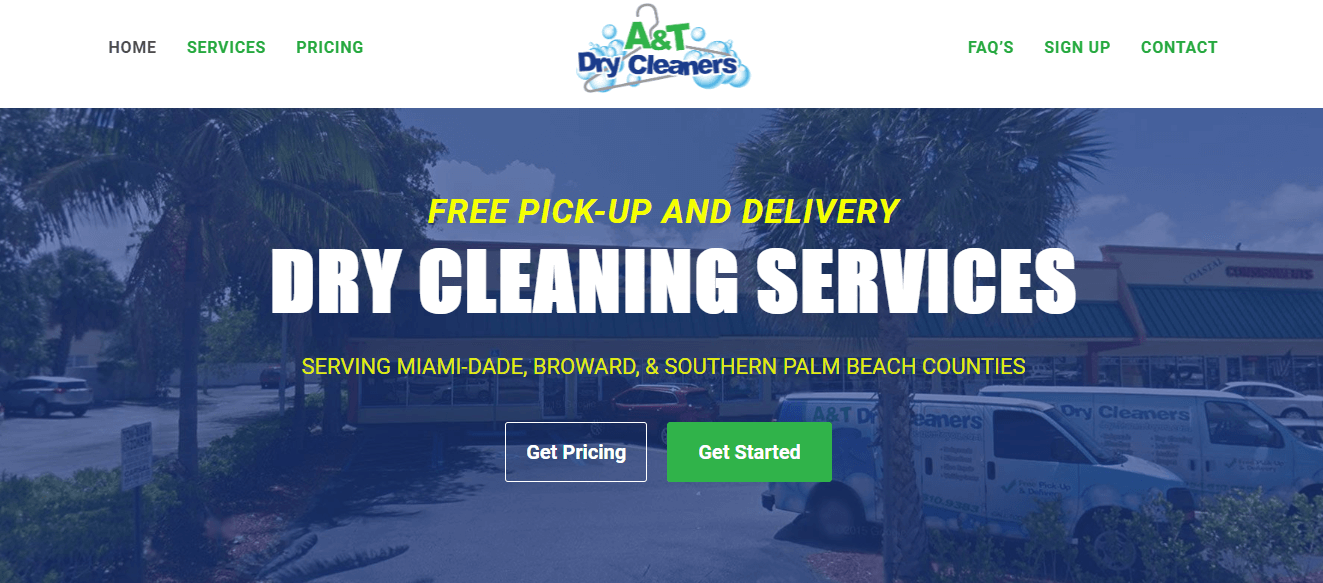 Dry Cleaners Miami 4