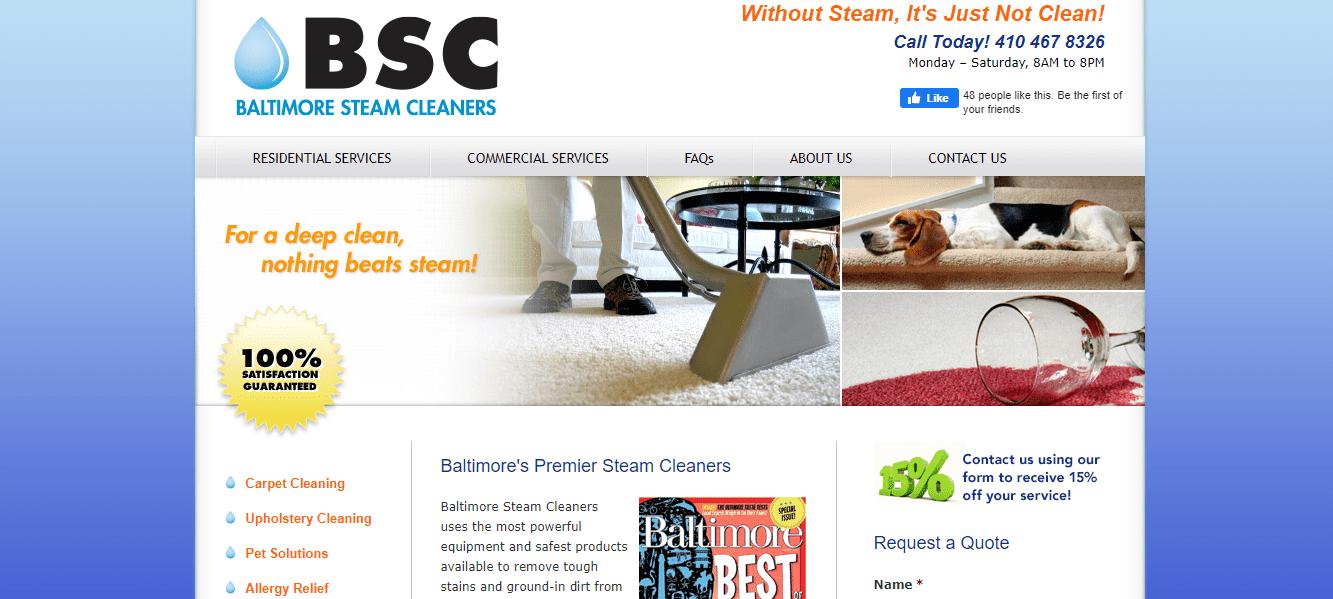 Carpet Cleaning Baltimore 6