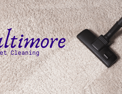 Carpet Cleaning Baltimore