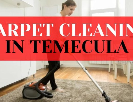 Best Carpet Cleaning in Temecula