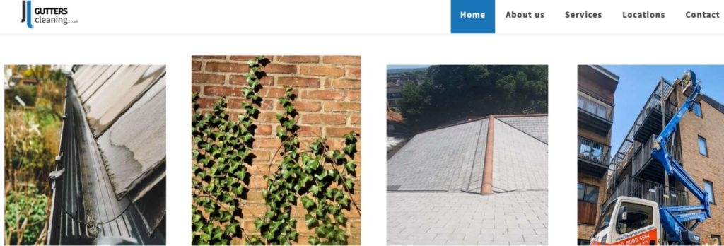 Gutters Cleaning's Homepage